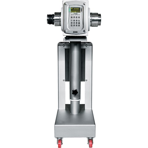 Pass-through integrated system for liquid and viscous products THS/PL21 series